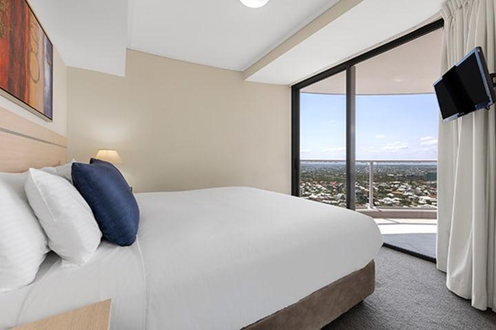 Oaks Brisbane Aurora Suites 1 Bedroom
