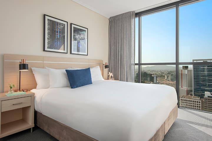 Oaks Brisbane on Charlotte Suites 1 Bedroom Executive