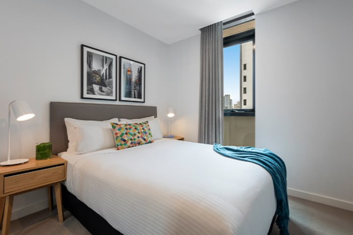 Oaks Melbourne Southbank Suites 2 Bedroom Executive