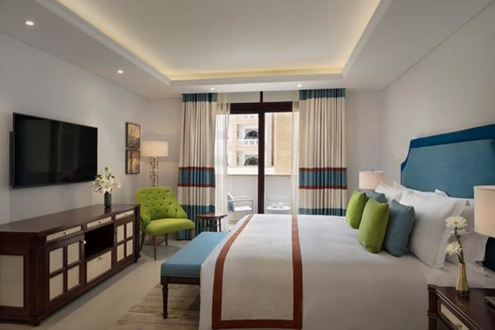 Al Najada Doha Hotel Apartments by Oaks - One Bedroom Apartment