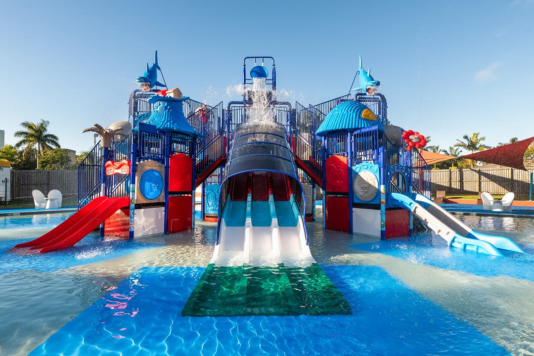 Oaks Sunshine Coast Oasis Resort Welcomes Travellers With New Waterpark