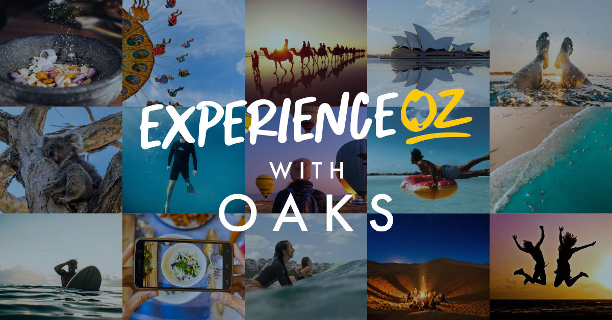 Oaks Hotels, Resorts & Suites partners with Experience Oz, inviting guests to discover Australia through experiential packages