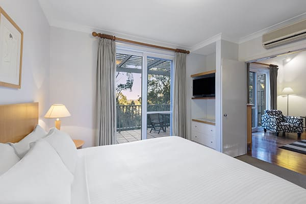 Oaks Cypress Lakes Resort 1 Bedroom Villa Bedroom