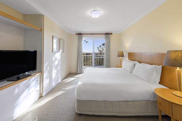 Oaks Cypress Lakes Resort 3 Bedroom Villa Bedroom