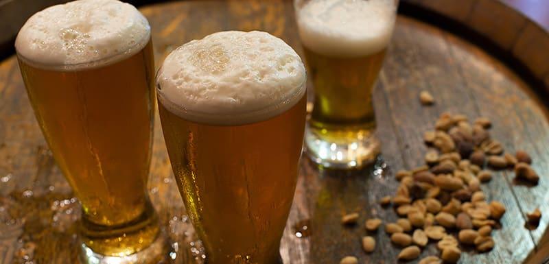 Bar Beer at Bistro and Bar Restaurant Oaks Cypress Lakes Resort