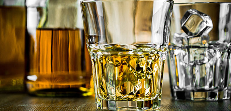Variety of Whiskey Choices offered by Connoisseur Bar & Lounge at Oaks Cypress in Hunter Valley