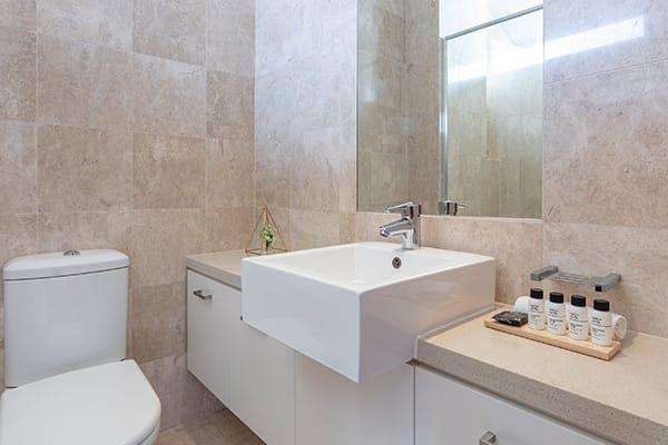 Oaks Santai Resort Casuarina 1 Bedroom Family Bathroom