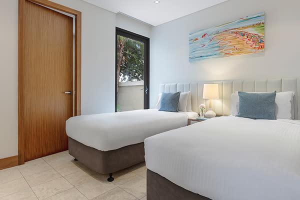Oaks Santai Resort Casuarina Bedroom Executive Bedroom
