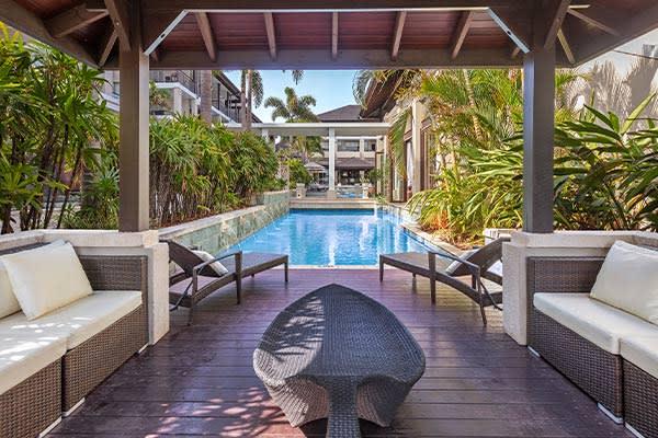 Oaks Santai Resort Casuarina Swimming Pool