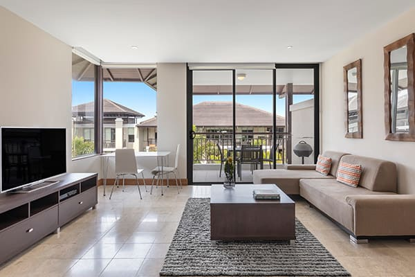 Oaks Santai Resort Casuarina Studio Apartment