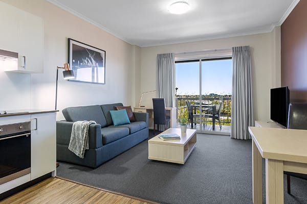Oaks Sydney Goldsbrough Suites 1 Bedroom