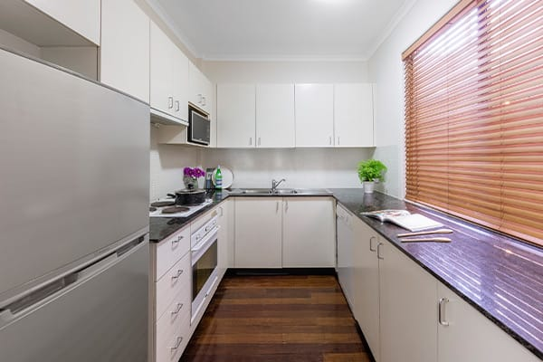 Oaks Sydney Goldsbrough Suites 2 Bedroom