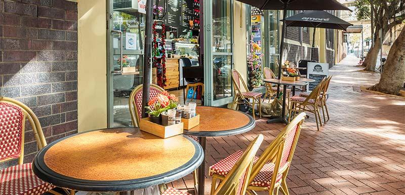 cafe nearby oaks goldsbrough darling harbour sydney hotel