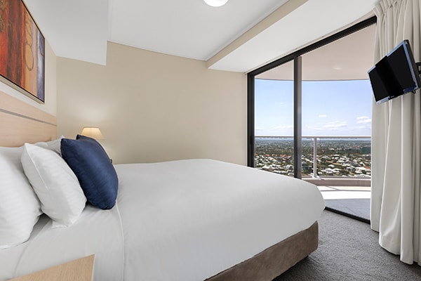 Oaks Brisbane Aurora Suites 1 Bedroom