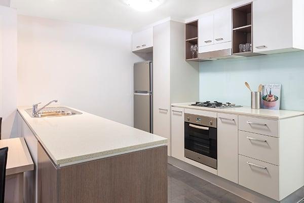 Oaks Brisbane on Charlotte Suites 2 Bedroom