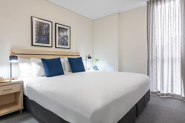 Oaks Brisbane Festival Suites 2 Bedroom