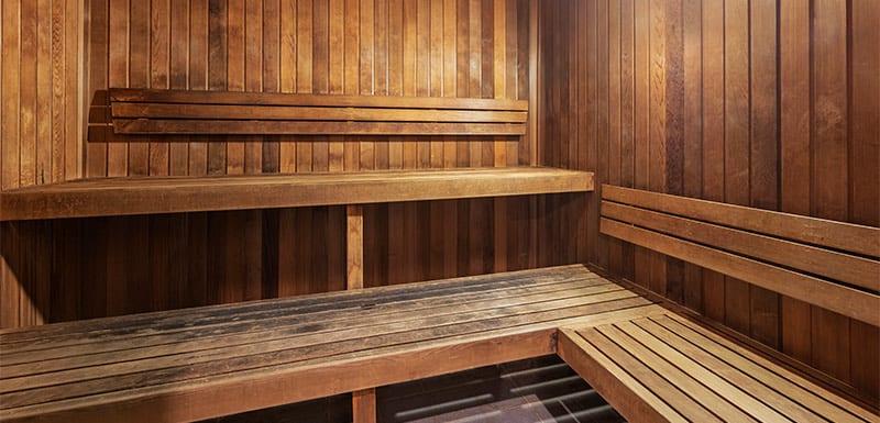 Oaks Brisbane Festival Suites Sauna
