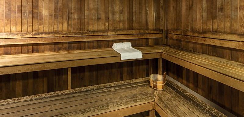 iStay River City Sauna