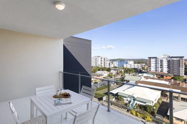 Oaks Woolloongabba 1 Bedroom Executive Balcony