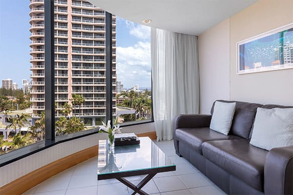 Oaks Gold Coast Hotel Room
