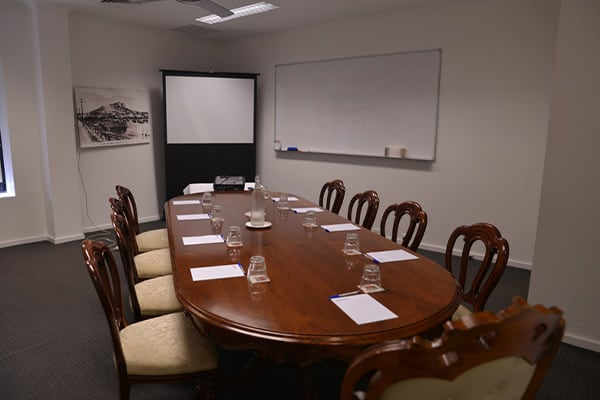 Townsville boardroom meeting room for hire