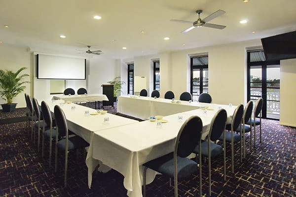 big meeting room with projector Townsville