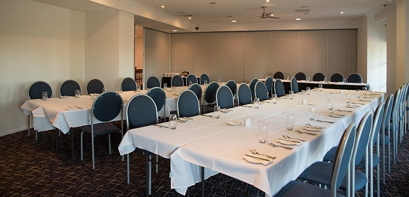 Oaks Metropole Hotel conference rooms in Townsville, Australia