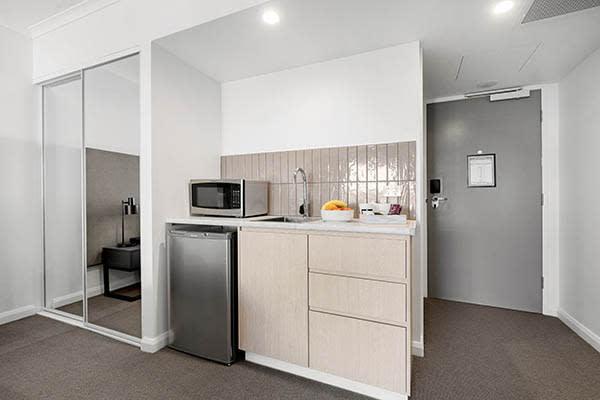Oaks Toowoomba Hotel Two Bedroom Dual Kitchen