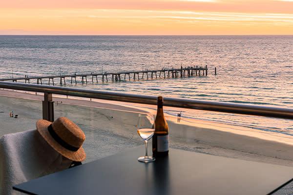 Oaks Glenelg Plaza Pier Suites 1 Bedroom Premier Ocean View Balcony