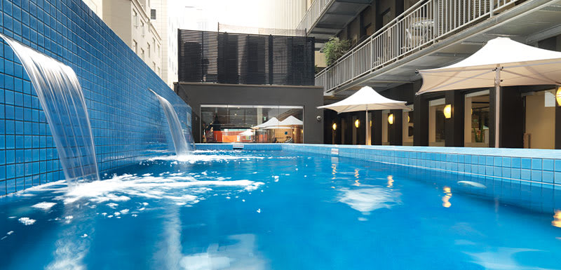 Oaks Melbourne on Collins Hotel