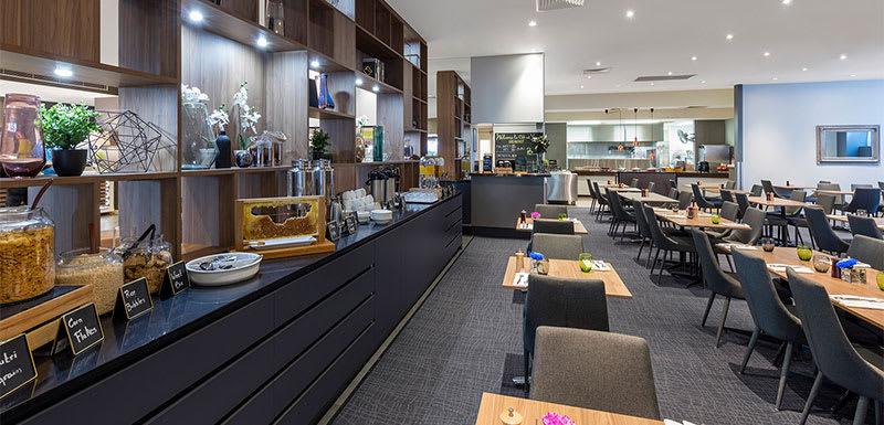 Oaks on Market Breakfast Buffet Melbourne hotel