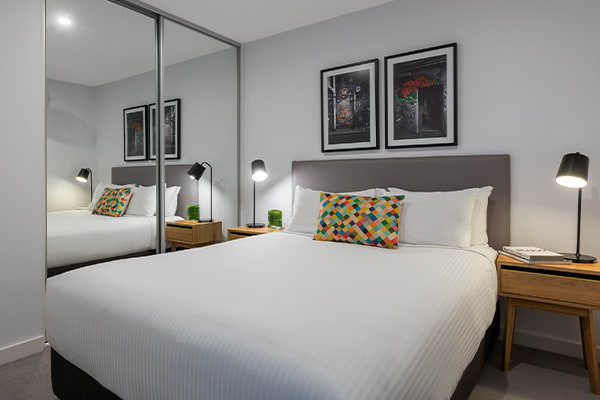 Oaks Melbourne Southbank Suites 1 Bedroom