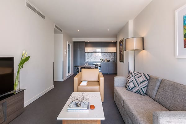 Oaks WRAP on Southbank 2 Bedroom City View