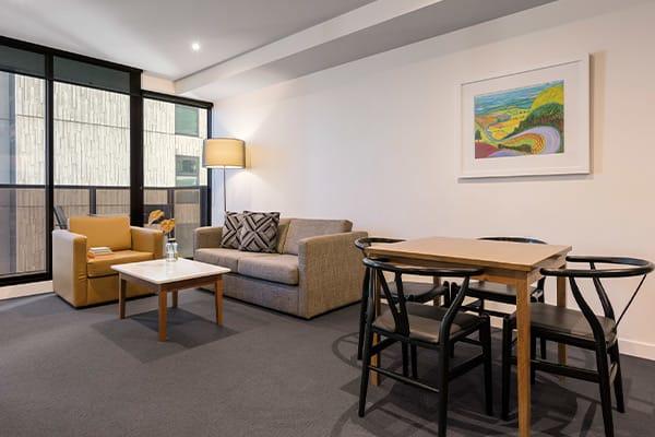 Oaks WRAP on Southbank 2 Bedroom Deluxe