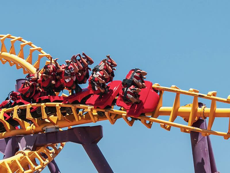 Theme park near Oaks Gold Coast