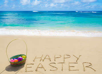 Last Minute Easter Escapes