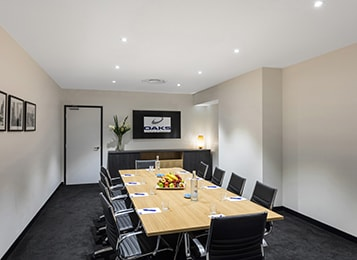 Oaks Embassy Opens New Conference Space