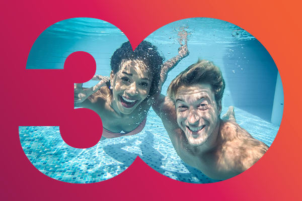 Celebrate Oaks Hotels Resorts and Suites' 30th Birthday and get a chance to avail discounts of at least 30% off your stay