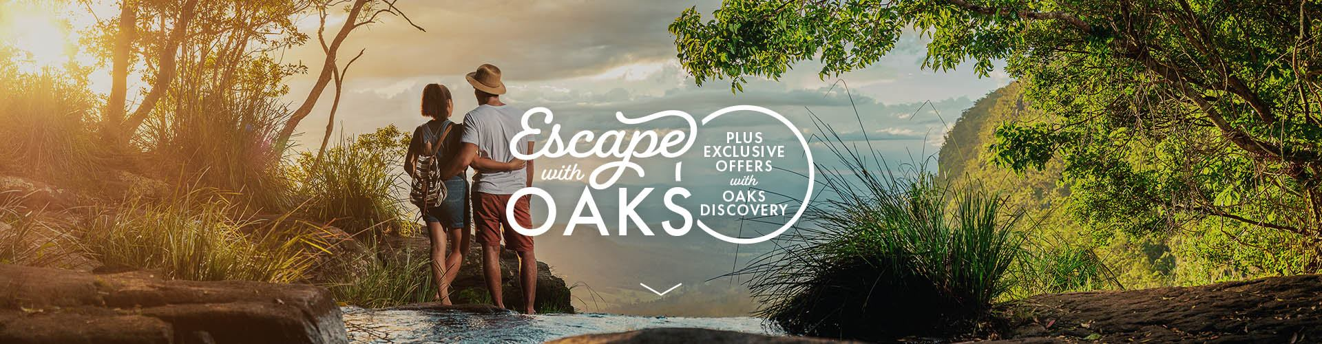 Escape with Oaks Hotels, Resorts and Suites to over 55 locations across Australia and New Zealand