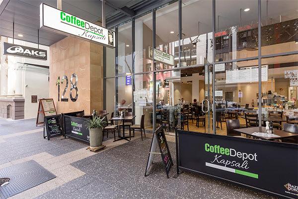 Oaks Charlotte - Cafe