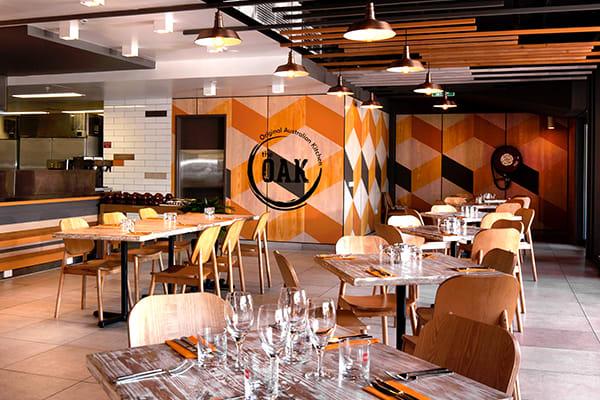 Oaks Elan Darwin Restaurant