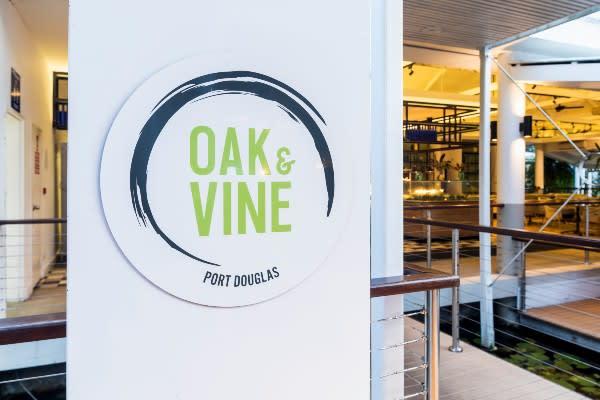 Oak and Vine Port Douglas Restaurant