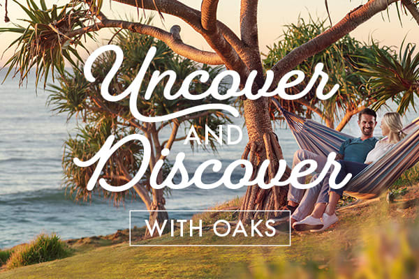 Uncover and Discover with Oaks