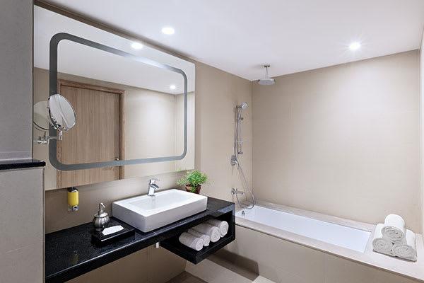 Oaks Bodhgaya India - Suite - Bathroom