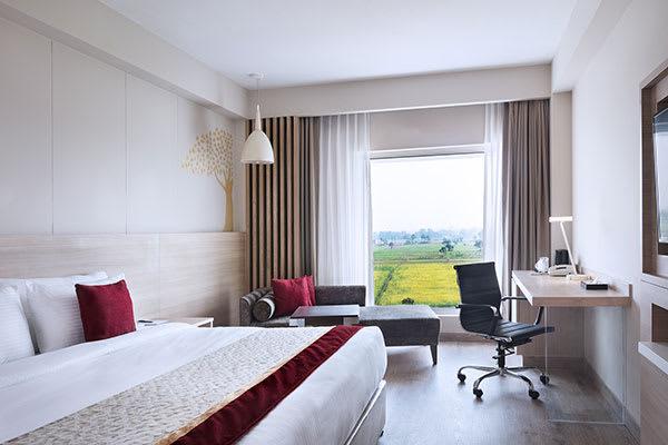 Oaks Bodhgaya India - Suite - Bedroom
