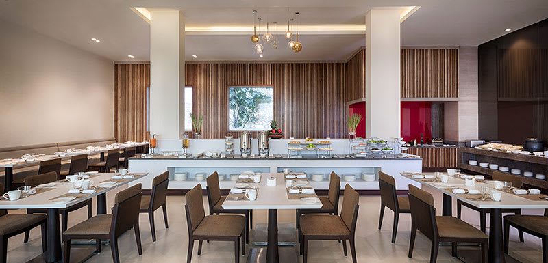 Oaks Bodhgaya India - All-Day Dining