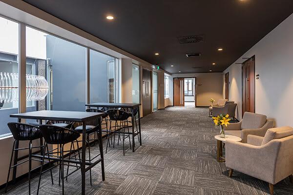 Oaks Wellington Hotel Conference Pre Function Room