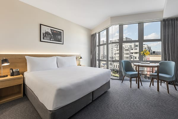 Oaks Hotels, Resorts & Suites launches hotel in New Zealand's capital