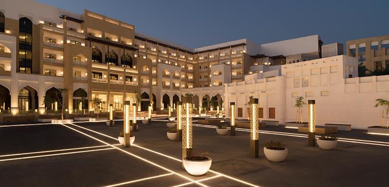 Al Najada Doha Hotel Apartments by Oaks - Exterior