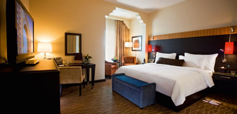 Comfortable Executive Rooms at Oaks Ibn Battuta